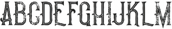 Pirate Inline Grunge otf (400) Font LOWERCASE