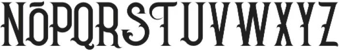 Pirate Regular otf (400) Font LOWERCASE