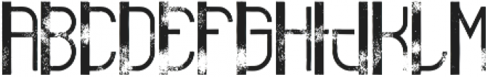 PirateFont Aged otf (400) Font UPPERCASE