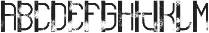 PirateFont Aged otf (400) Font LOWERCASE