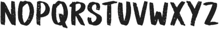 Pistachio Regular otf (400) Font UPPERCASE