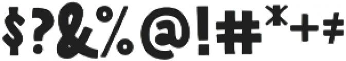 Pistacho Sans 2 otf (400) Font OTHER CHARS