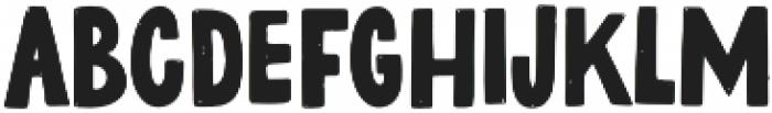 Pistacho Sans 2 otf (400) Font UPPERCASE