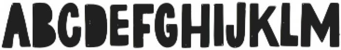 Pistacho Sans 3 otf (400) Font UPPERCASE
