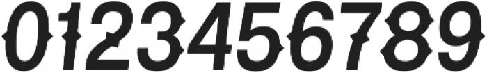 Pitmaster Medium Italic otf (500) Font OTHER CHARS