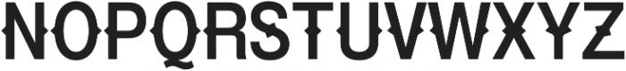 Pitmaster Medium otf (500) Font UPPERCASE