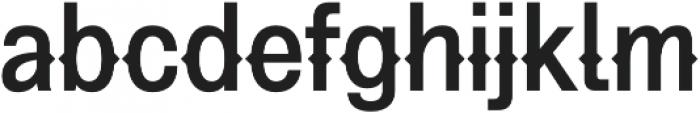 Pitmaster Medium otf (500) Font LOWERCASE