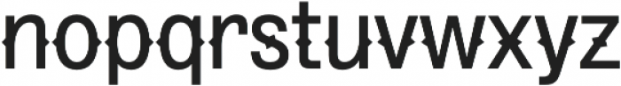 Pitmaster Regular otf (400) Font LOWERCASE