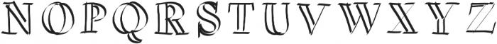 PitterPatter ttf (400) Font UPPERCASE