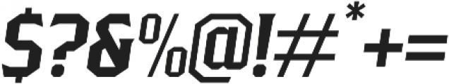 Pittsbrook Serif otf (400) Font OTHER CHARS