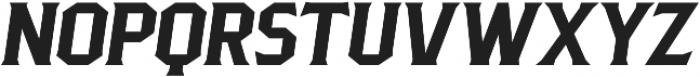 Pittsbrook Serif otf (400) Font LOWERCASE