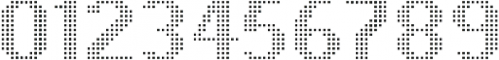 Pixie Sans Bold Dots otf (700) Font OTHER CHARS