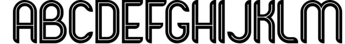 Pierce I NewBold Sans Serif I 30%OFF 1 Font UPPERCASE
