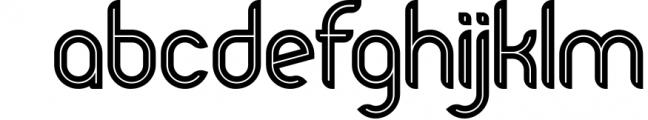 Pierce I NewBold Sans Serif I 30%OFF 1 Font LOWERCASE