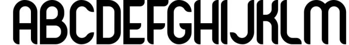 Pierce I NewBold Sans Serif I 30%OFF 2 Font UPPERCASE