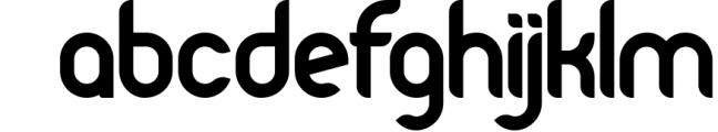 Pierce I NewBold Sans Serif I 30%OFF 2 Font LOWERCASE