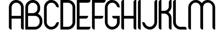 Pierce I NewBold Sans Serif I 30%OFF 3 Font UPPERCASE