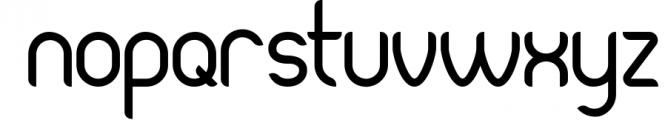 Pierce I NewBold Sans Serif I 30%OFF 3 Font LOWERCASE