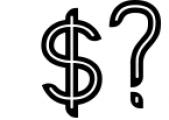 Pierce I NewBold Sans Serif I 30%OFF Font OTHER CHARS