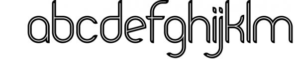 Pierce I NewBold Sans Serif I 30%OFF Font LOWERCASE