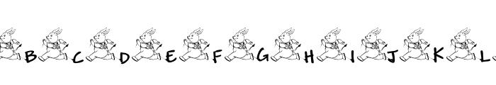 PIGZ_KG Font UPPERCASE