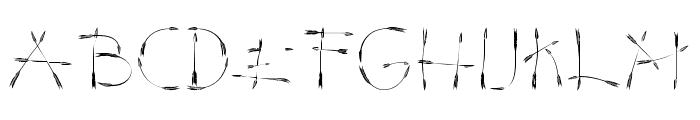 PIJL Font UPPERCASE