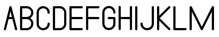 Pianaforma Font UPPERCASE
