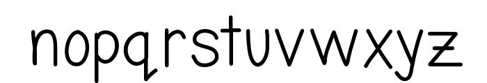 PickandRoll Font LOWERCASE