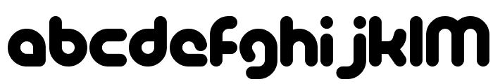 PicoBlackAl Font UPPERCASE