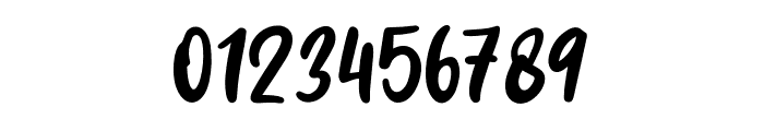 Pig Year Font OTHER CHARS
