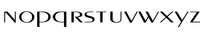 PigNoseTyp Font LOWERCASE