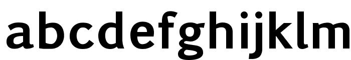 Pigiarniq Bold Font LOWERCASE