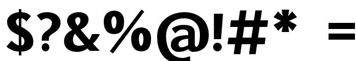 Pigiarniq Heavy Font OTHER CHARS