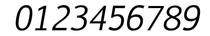 Pigiarniq Italic Font OTHER CHARS