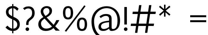 Pigiarniq Font OTHER CHARS