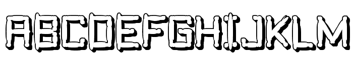 Pillo Talk Soft Font UPPERCASE