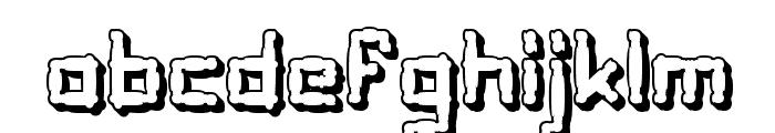 Pillo Talk Soft Font LOWERCASE