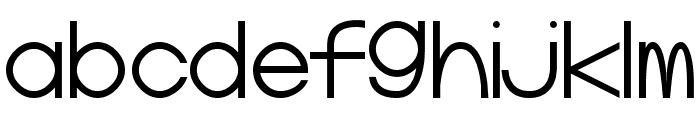 PineLintGerm Font LOWERCASE