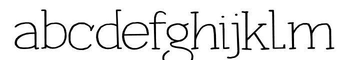 Pineapple Daydream DEMO Regular Font LOWERCASE