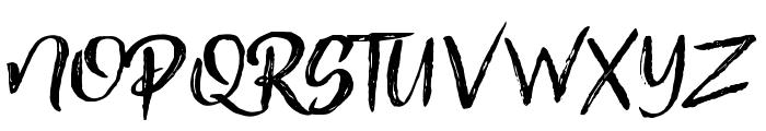 PinkGladiolusone Font UPPERCASE