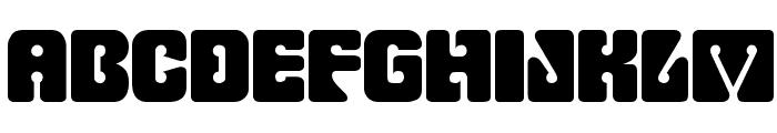 Pinocchio Font LOWERCASE