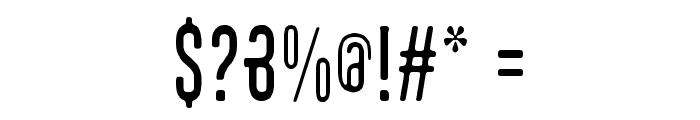 Piparivahtiperhonen Font OTHER CHARS