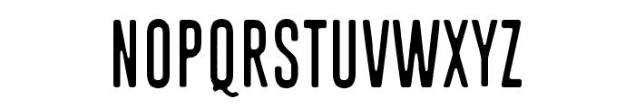 Piparivahtiperhonen Font LOWERCASE