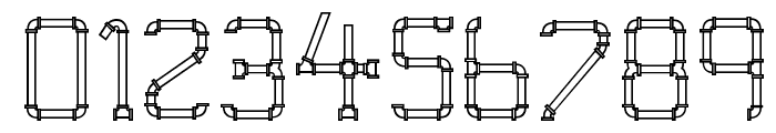 Pipe Dream Font OTHER CHARS