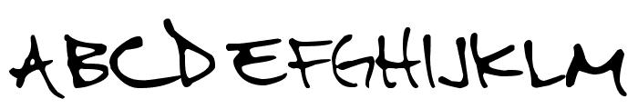 PipeFont2 Font UPPERCASE