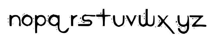 Piranha Font UPPERCASE