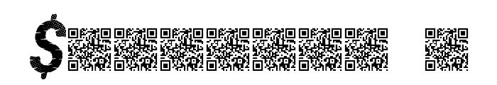 PirateDisco Font OTHER CHARS