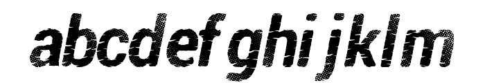 PirateDisco Font LOWERCASE