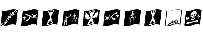 PiratsSymbolsArtefacts Font OTHER CHARS