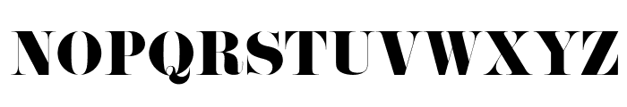 Pistilli Font UPPERCASE
